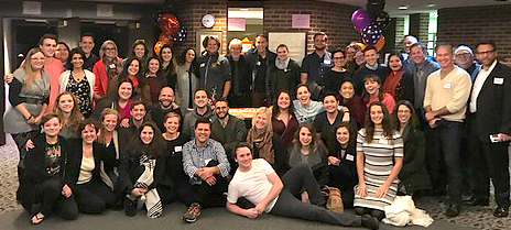 Alumni Reunion at Festival Playhouse's 2017 Production of Fun Home