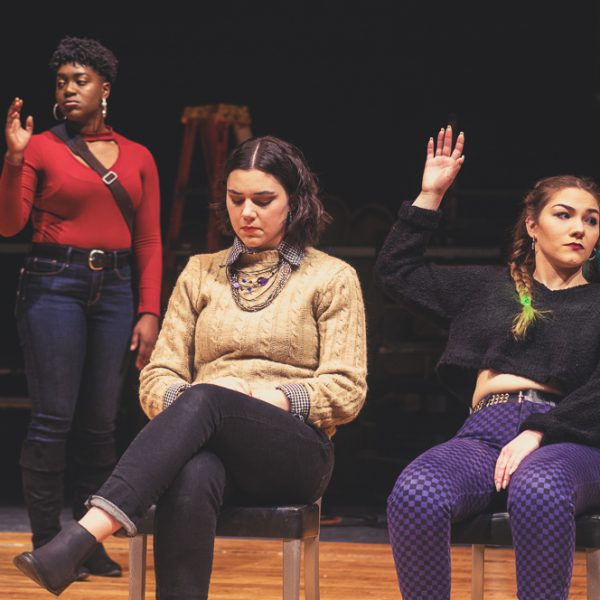 Festival Playhouse Presents: Student Body